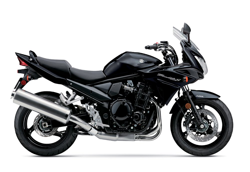 2016 Suzuki Bandit 1250S Available Colors and Specs 1