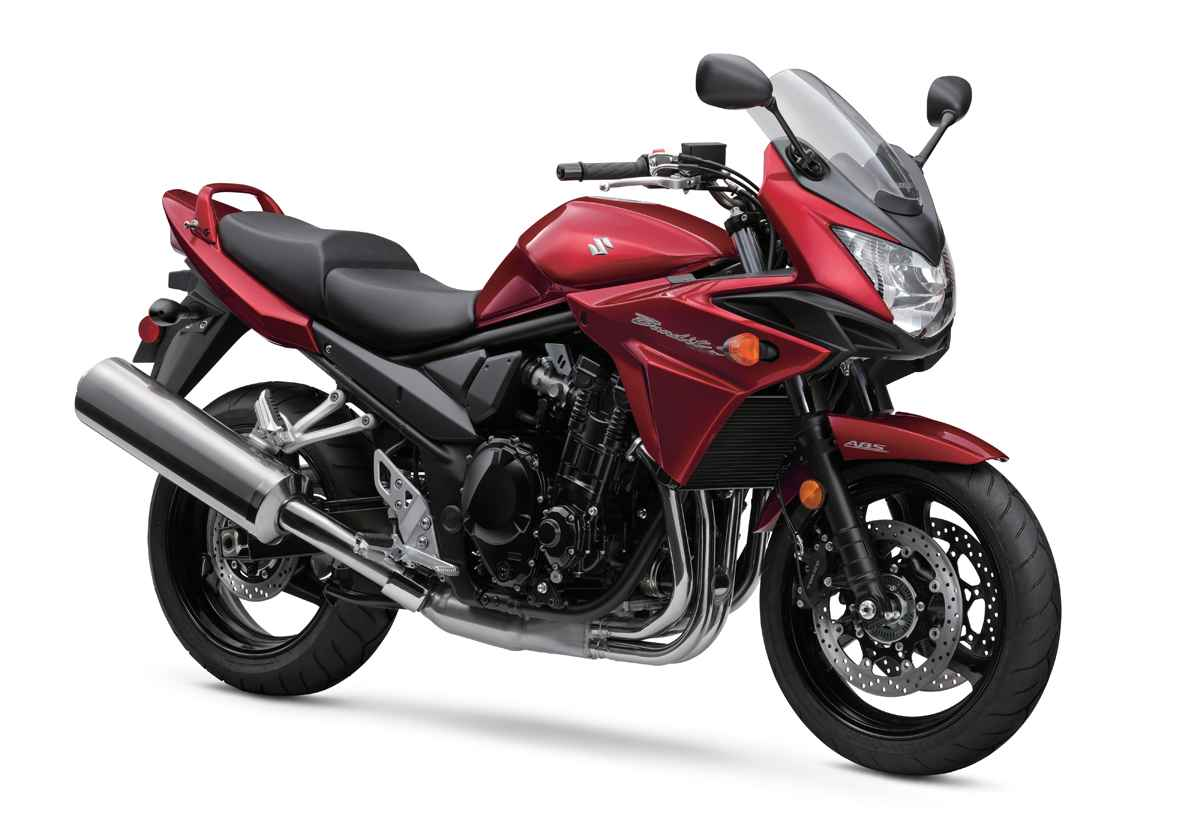 2016 Suzuki Bandit 1250S Available Colors and Specs 2