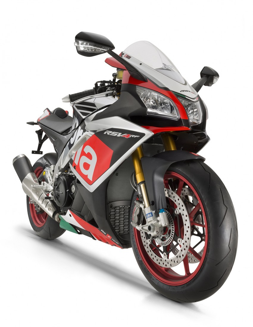2016 Aprilia RSV4 RF Price and Dyno Test 2