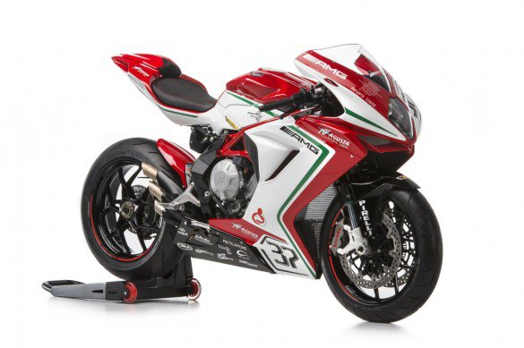 2016 MV Agusta F3 RC Limited Edition - [source: mvagusta]