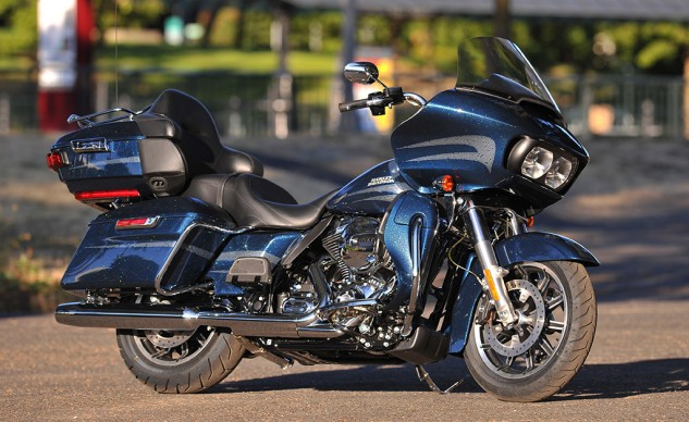2016 Harley Davidson Road Glide Ultra Unveiled Motor Cycleist