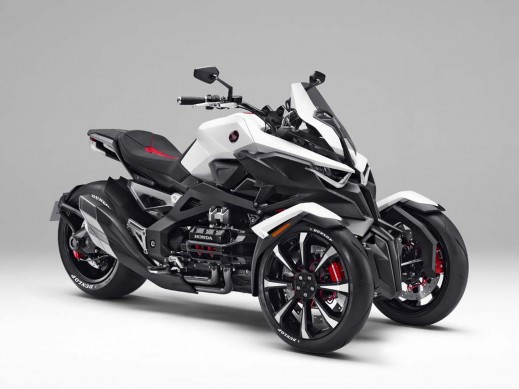 Honda Neowing Three-Wheel Concept