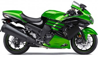 2016 Kawasaki ZX14R Specs and Colors