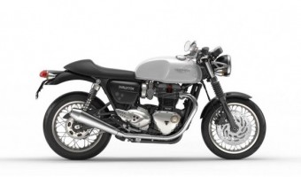2016 Triumph Thruxton and Thruxton R Unveiled