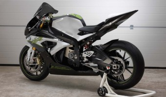 BMW eRR Electric Sportbike Concept Revealed