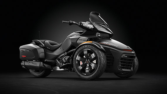2016 Can-Am Spyder F3-T Release Date Colors 1