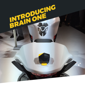 BRAIN Motorcycle Tracking System
